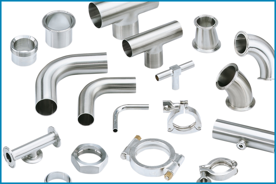 Inconel Alloy Buttweld Fittings