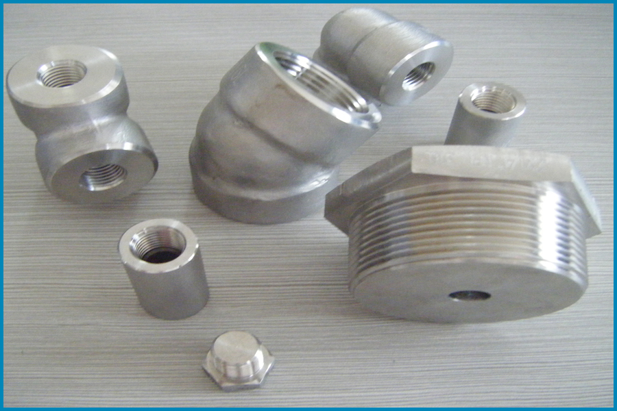 Inconel Alloy Forged Fittings